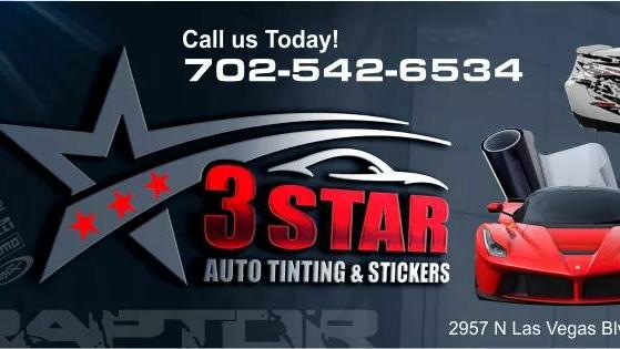 3 Star Auto Tinting