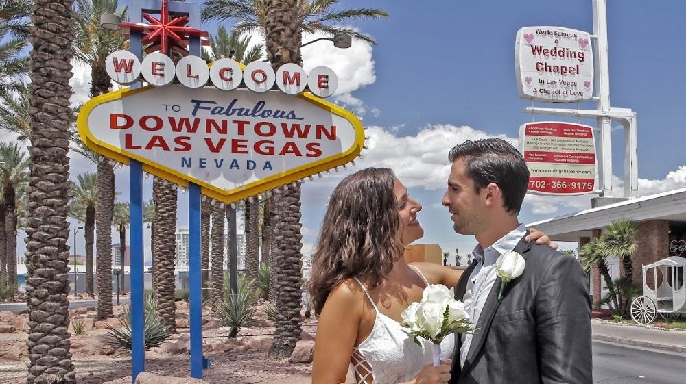 A Wedding Chapel in Las Vegas