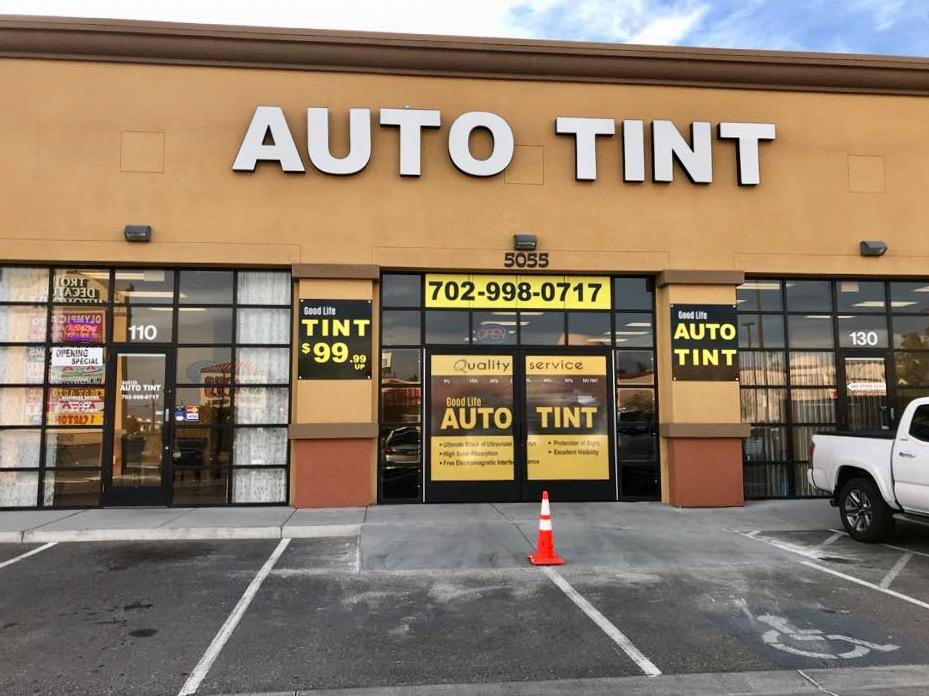 Auto Tint Good Life