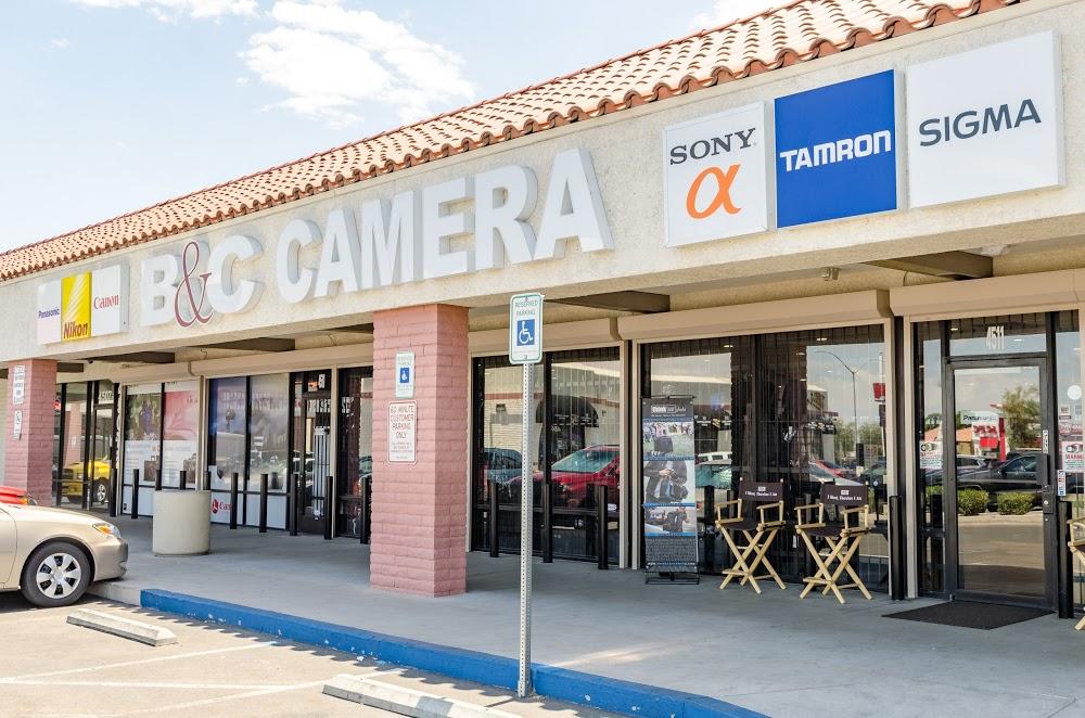 B&C Camera