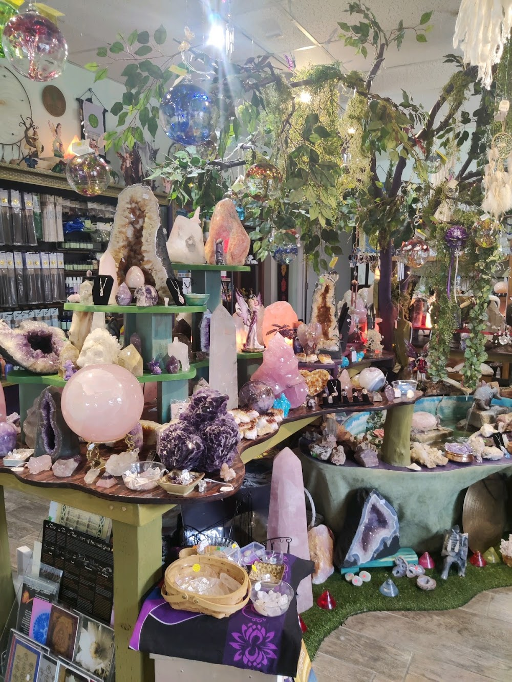 Enchanted Forest Reiki Center