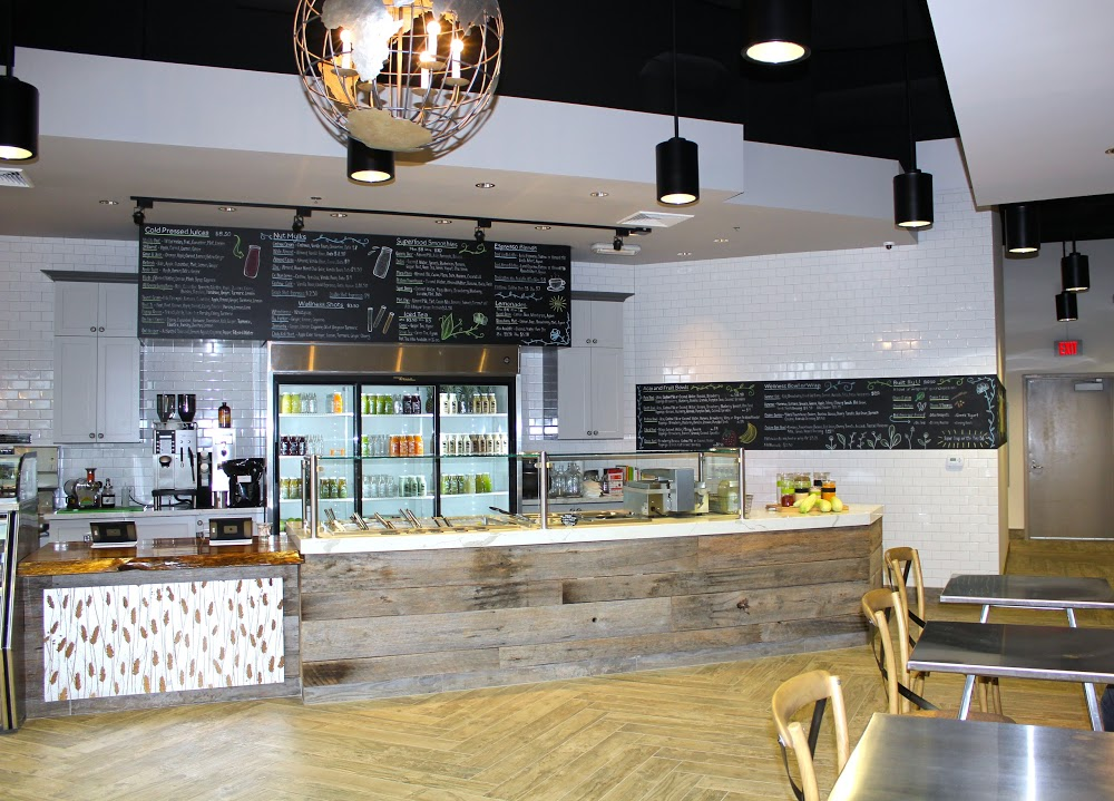 Fruits & Roots Cold Pressed Juice Bar and Wellness Kitchen