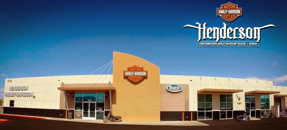 Henderson Harley-Davidson®