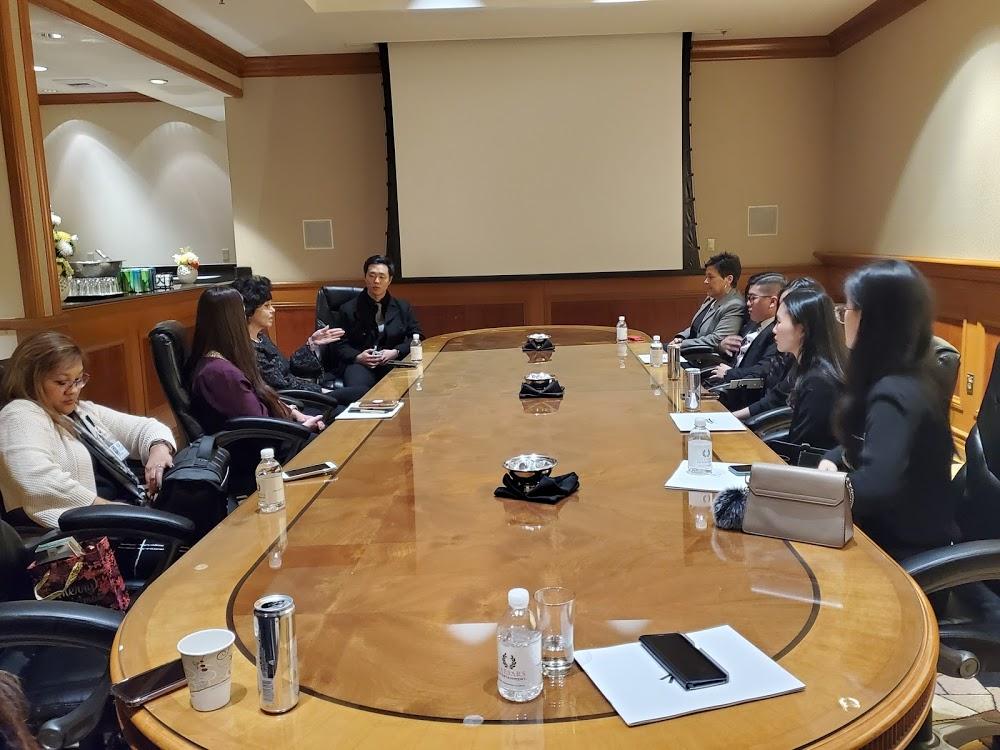 Korean-American Chamber of Commerce, Las Vegas