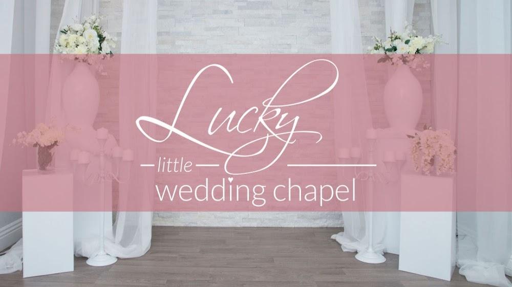 Lucky Little Wedding Chapel