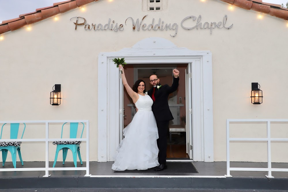 Paradise Wedding Chapel