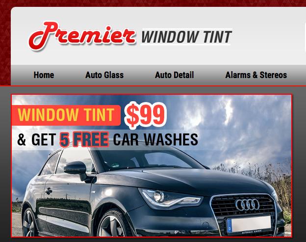Premier Window Tint
