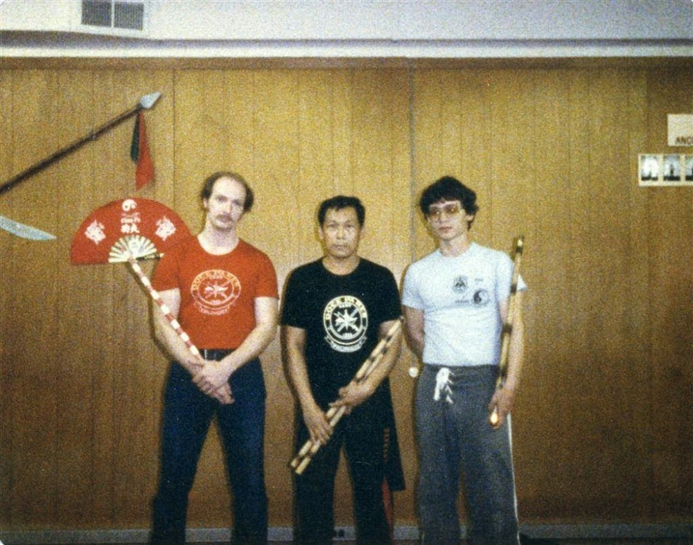 Richard Lamoureaux Martial Arts & Kali & Escrima & JKD