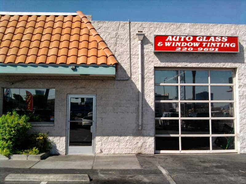 United Auto Glass and Window Tinting Inc