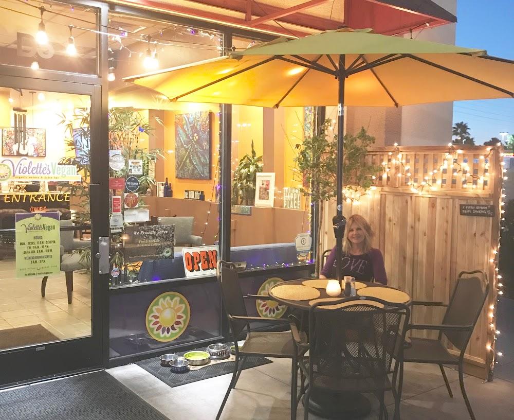 Violette's Vegan Cafe & Organic Juice Bar