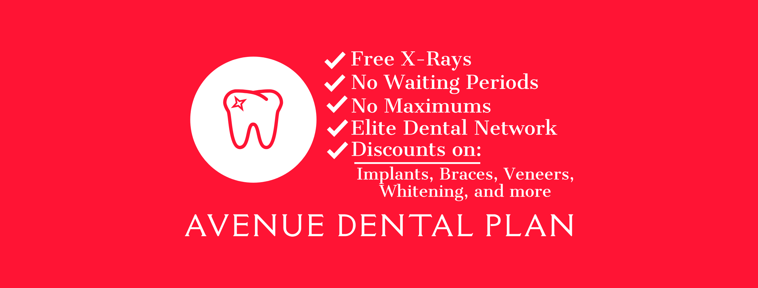 Avenue Dental Plan of Nevada