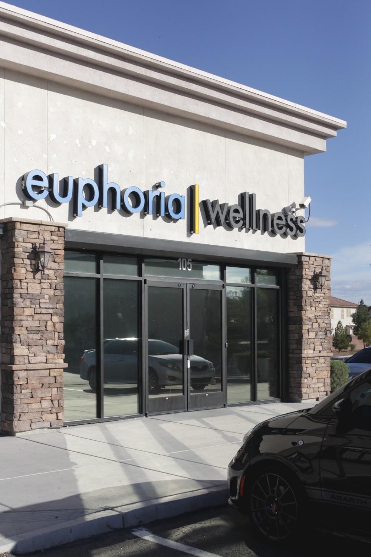 Euphoria Wellness – Marijuana Dispensary