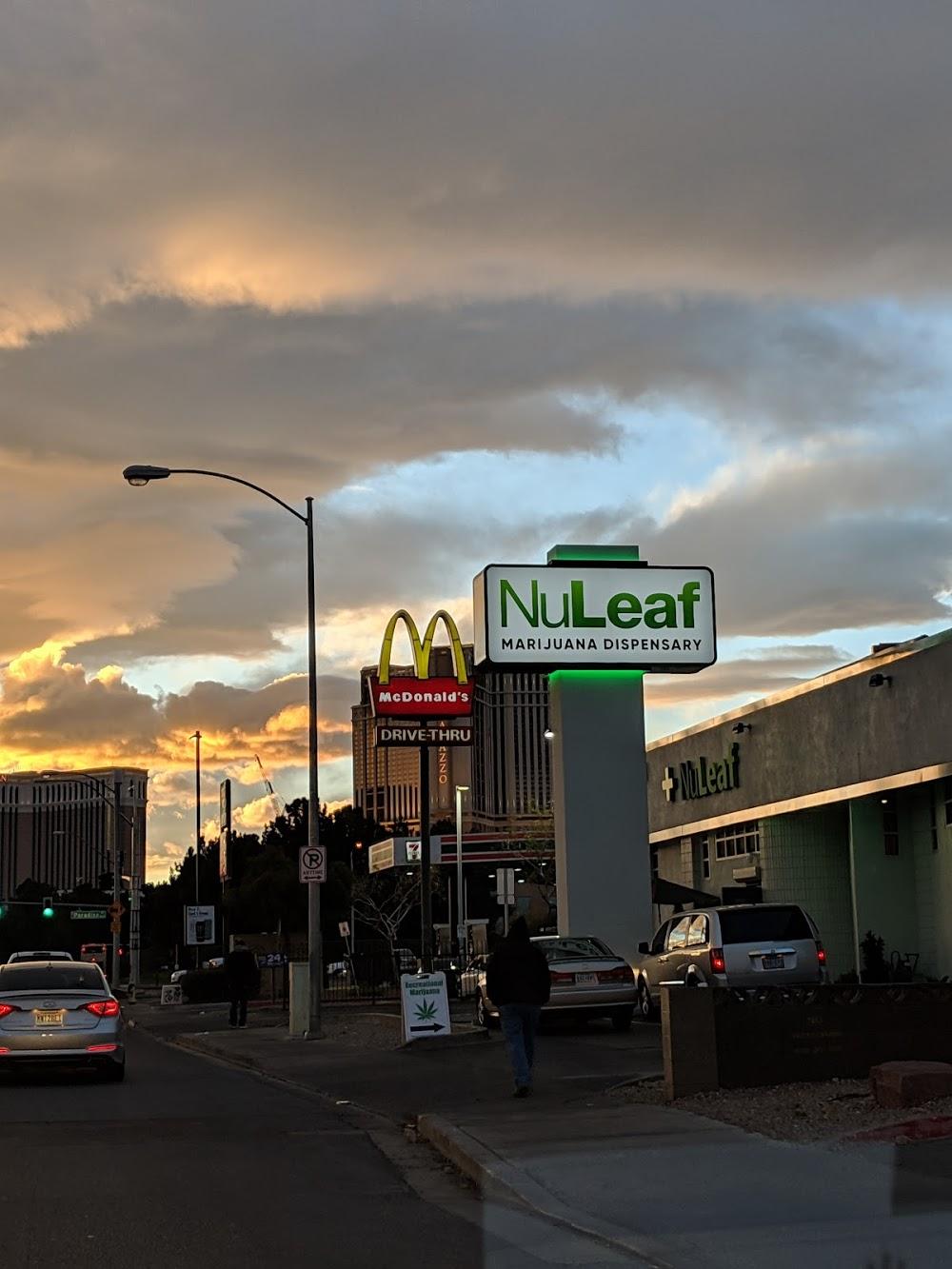 NuLeaf Las Vegas Dispensary