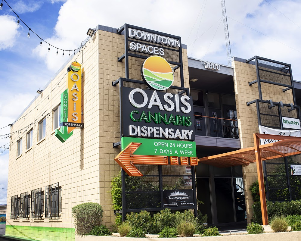 Oasis Cannabis Dispensary & Delivery