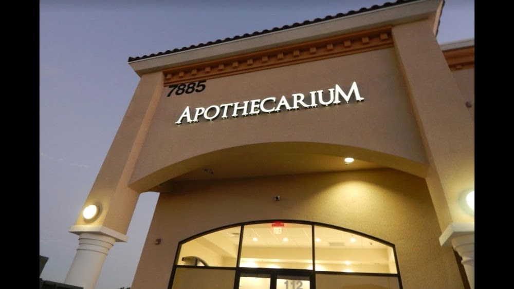 The Apothecarium – Cannabis Dispensary