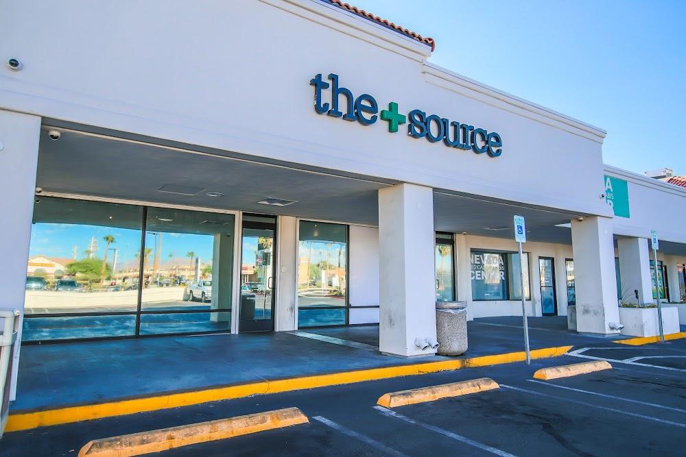 The Source Las Vegas Dispensary