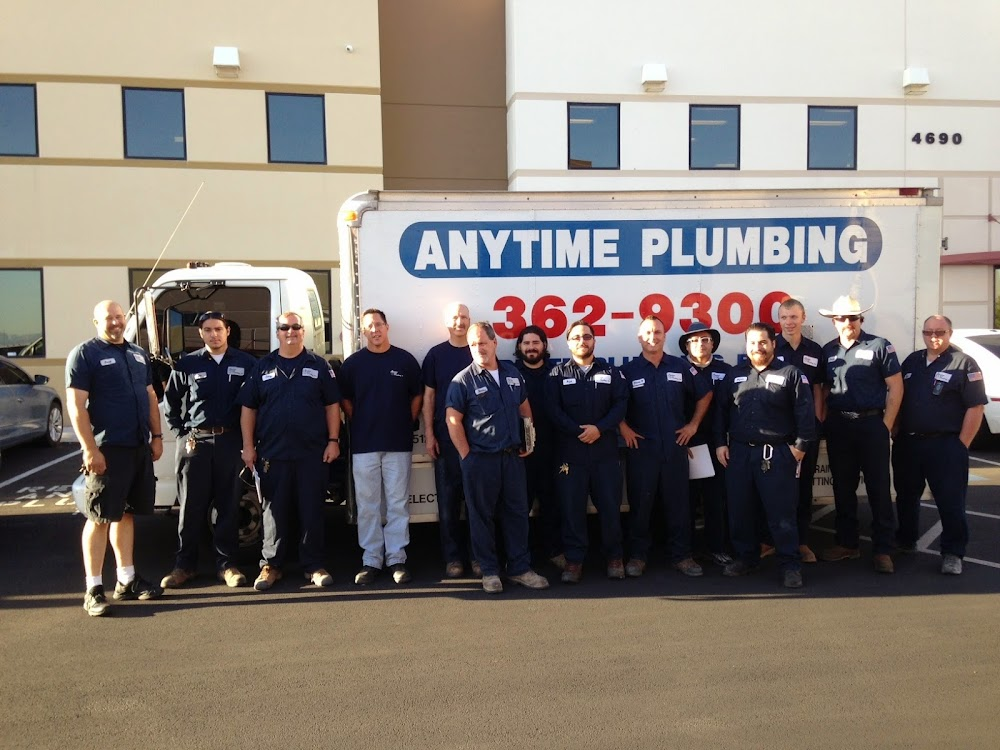 Anytime Plumbing, Inc