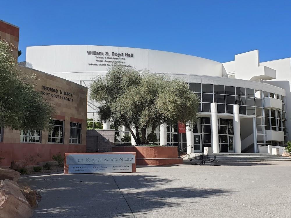 William S. Boyd School of Law at UNLV